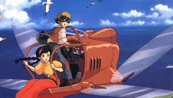 Il castello nel cielo del maestro Miyazaki