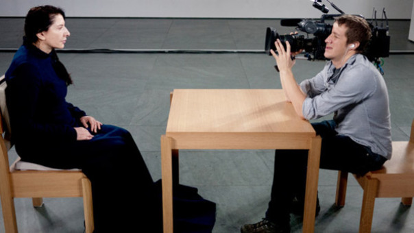 Marina Abramovic is present, un film di Matthew Akers