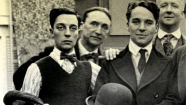 Comicità in movimento, Chaplin e Keaton allo specchio