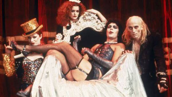 Don't judge a book by his cover. Rocky Horror Picture Show 2012