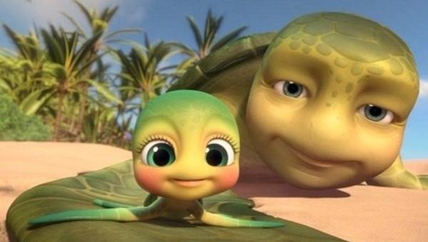 Sammy 2. Le tartarughe in fuga sfidano i colossi Usa