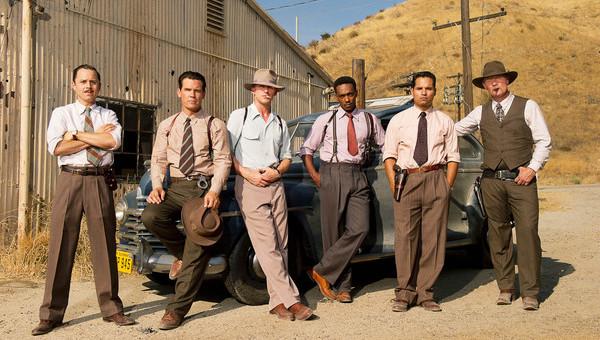 Gangster Squad, quando il cine-cliché diverte