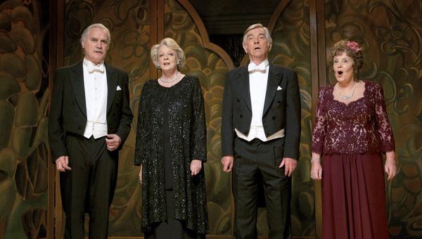 Quartet. Vecchiaia e modestia con brio nell'esordio alla regia di Dustin Hoffman
