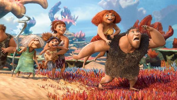 I Croods. Niente di nuovo in casa DreamWorks