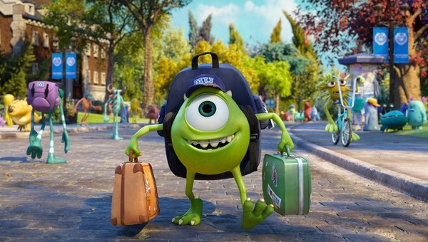 Monsters University. Quando i mostri non spaventano, ma divertono