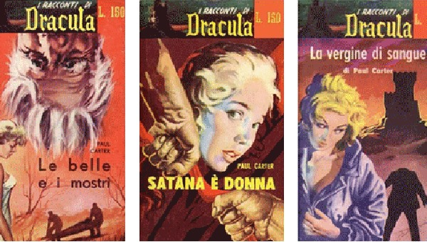 Narrativa pulp all'amatriciana: KKK e I racconti di Dracula