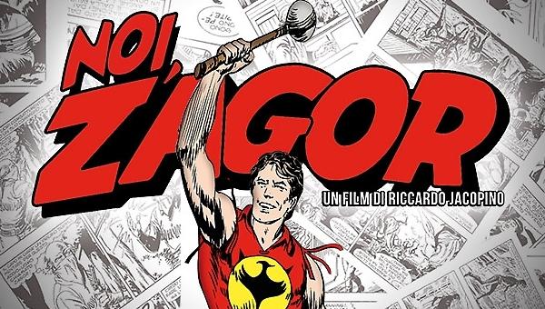 Noi, Zagor. Un documentario ad uso dei fan del fumetto Bonelli