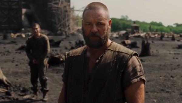 Scempiaggini: Russell Crowe fa Noè, ma in italia diventa Noah