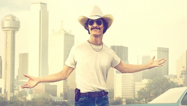"""Dallas Buyers Club"", il ritorno (in magro) di McConaughey"