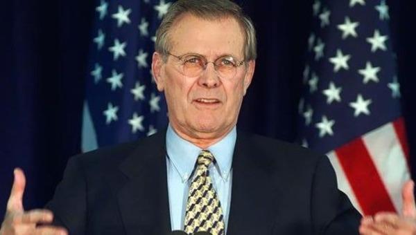 La recita di Rumsfeld: ma il documentario di Morris lo inchioda