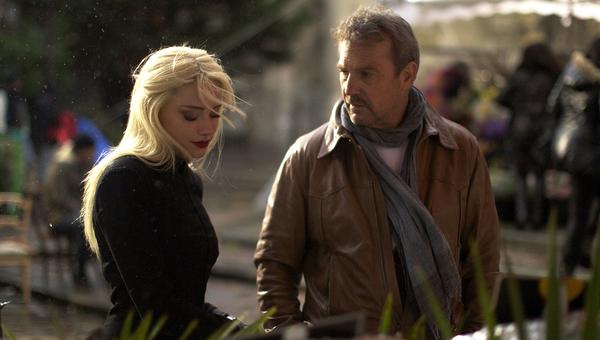 Kevin Costner, killer a Parigi con figlia da riconquistare (la ricetta Besson)