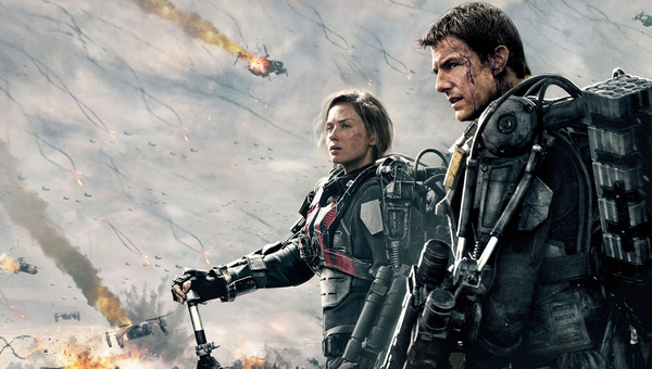 Edge of Tomorrow. Senza domani: fantascienza militare made in Japan