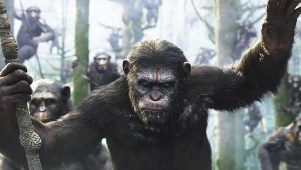 Apes Revolution: l'uomo o la scimmia?