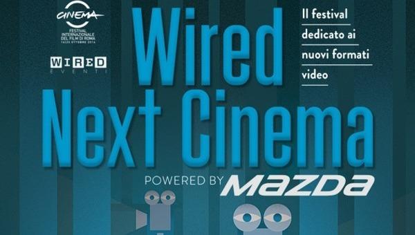 Il futuro del cinema? In Wired Next Cinema