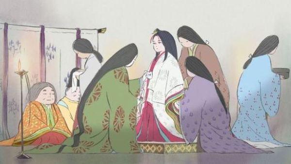 La storia della Principessa Splendente. Ecco Kaguya, proto-femminista che rifiuta il principe
