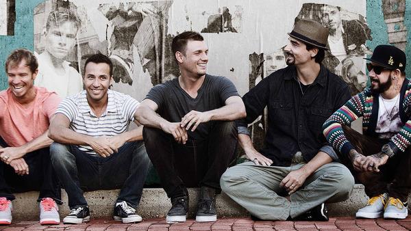 Backstreet Boys, perdita e ritrovamento d'identità di una boy band