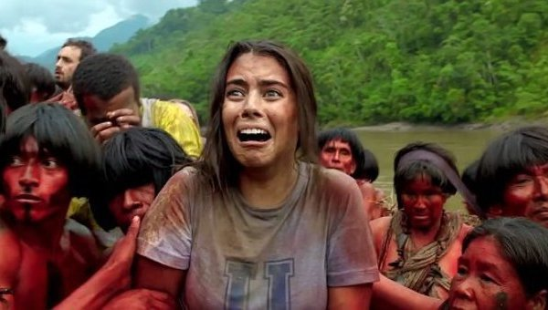 The Green Inferno. I cannibali sono tornati!