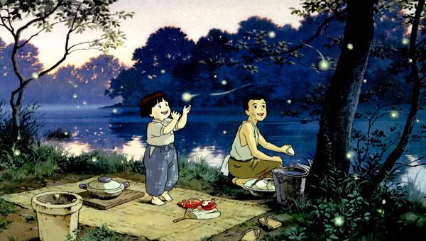 Una tomba per le lucciole, torna al cinema il capolavoro Ghibli