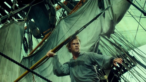 """HEART OF THE SEA"", RON HOWARD ALLA CACCIA DI MOBY DICK (PRIMA DI MOBY DICK) CAZZA LA RANDA E ALZA I COLTELLACCI"