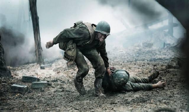 """""""LA BATTAGLIA DI HACKSAW RIDGE"""" PRIMO FILM TRUMPIANO? FESSERIE. MEL GIBSON RACCONTA UN EROE PACIFISTA A OKINAWA"""