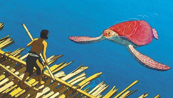 La tartaruga rossa. Straordinaria parabola di un ciclo di vita