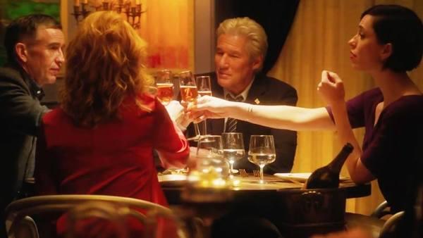 """""""THE DINNER"""", TERZO FILM TRATTO DA """"LA CENA"""" DI HERMAN KOCH. GIOCO AL MASSACRO A TAVOLA. E GETTYSBURG COME METAFORA"""