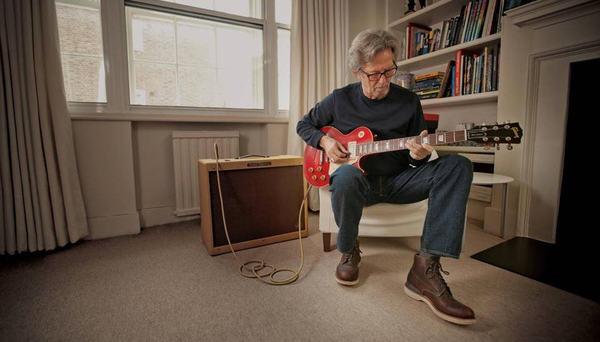 Eric Clapton: Life in 12 Bars. Mentre la sua chitarra piange dolcemente