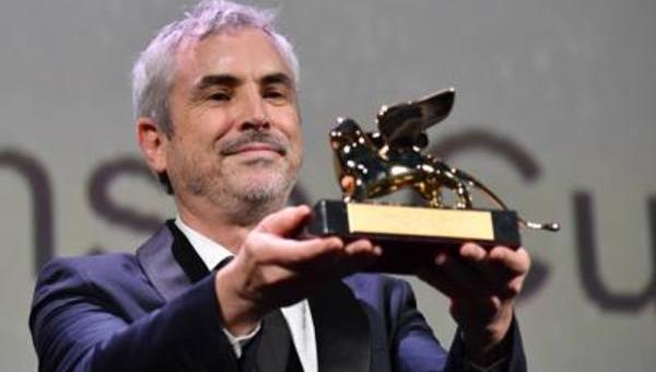 """IL LEONE D'ORO (ATTESO) A CUARÓN. MA """"ROMA"""" È UN GRAN FILM  VINCONO NETFLIX E LA LINGUA INGLESE. L'ITALIA A MANI VUOTE"""
