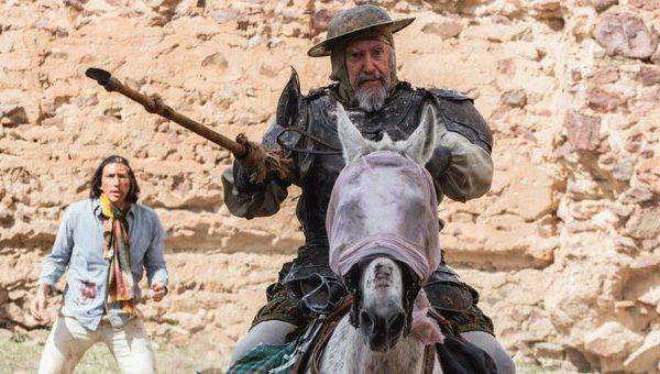 L'uomo che uccise Don Chisciotte. Reinventare il mondo con Terry Gilliam
