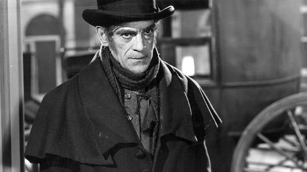 """""""Boris Karloff"""". In libreria la prima biografia italiana dedicata al grande attore"""
