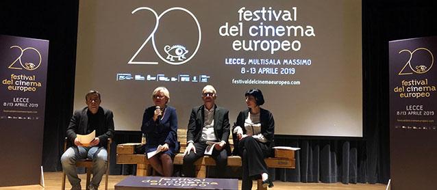 XX Festival del Cinema Europeo a Lecce