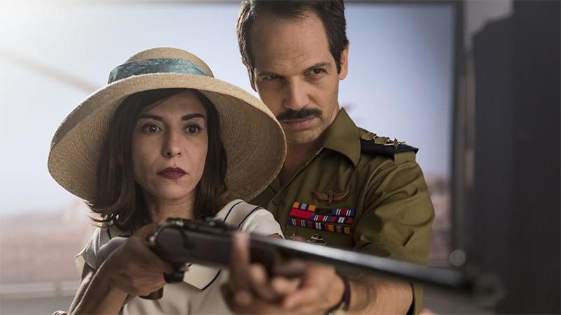 """Tutti pazzi a Tel Aviv"". Israeliani e palestinesi in forma di soap-opera"
