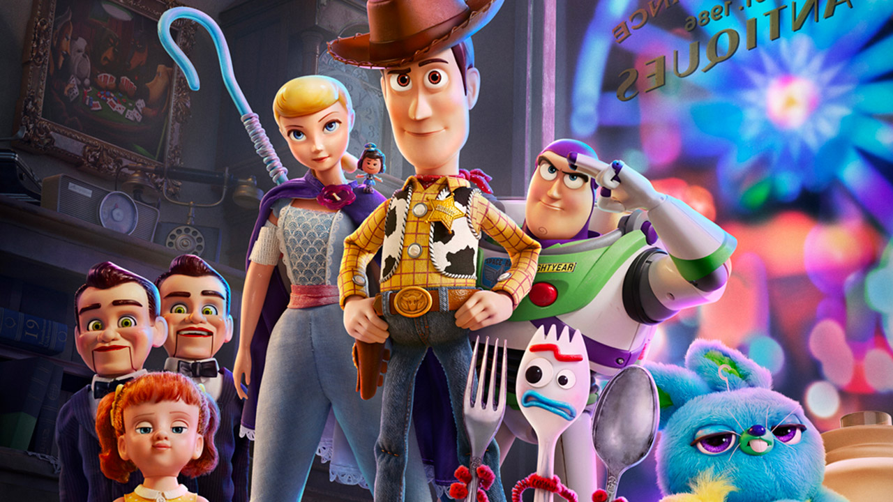 Toy Story 4. Il nuovo slancio della maturità