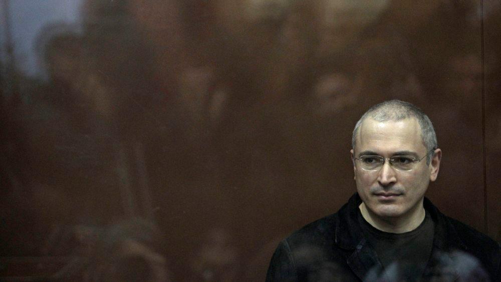 """""""Citizen K"""", ma Orson Welles non c'entra. Khodorkovsky l'oligarca più odiato da Putin"""