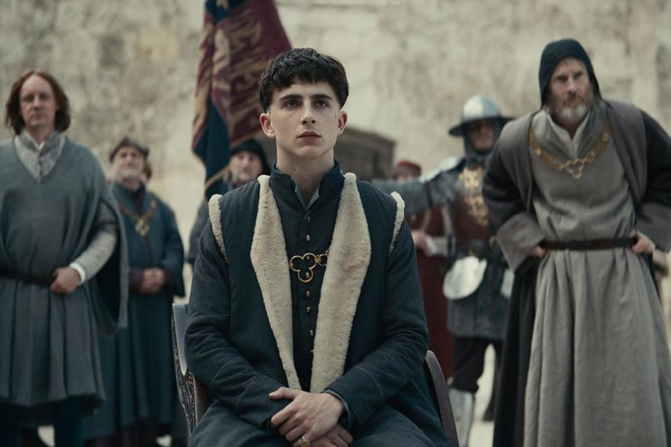 """The King"": Enrico V come non l'avete mai visto al cinema"