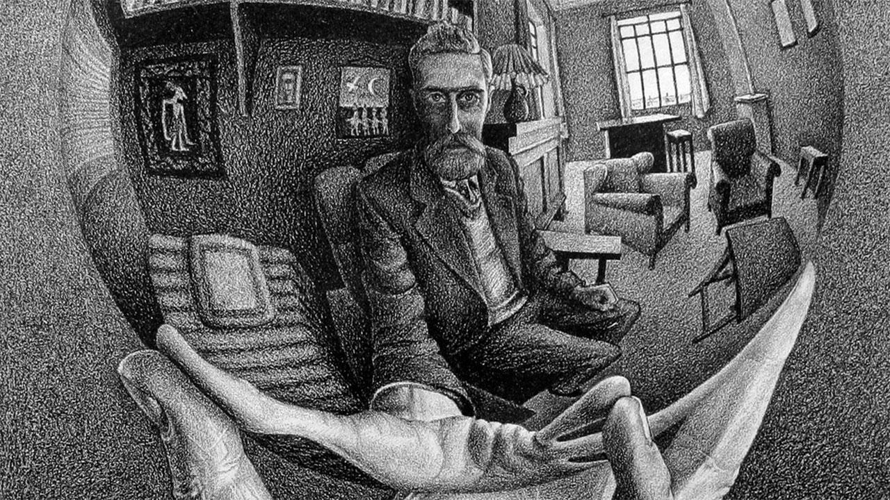 """""""Escher – Viaggio nell'infinito"""": incastro perfetto tra arte e matematica"""