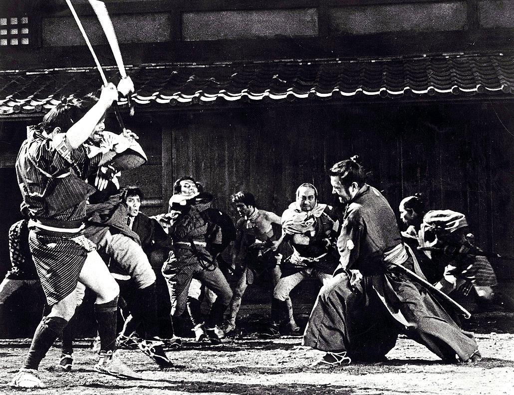 """""""Dalla katana al revolver"""": Leone e Kurosawa a confronto nel nuovo volume Profondo Rosso"""