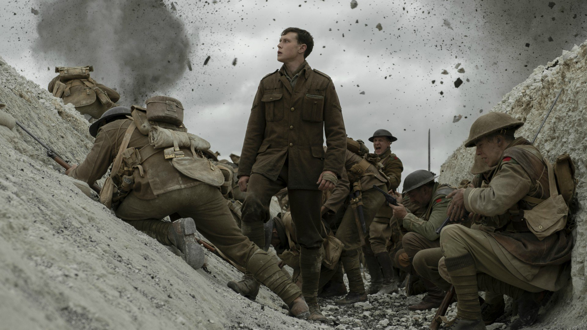 """""""1917"""": esercizio di stile o film straziante? A me comunque piace"""