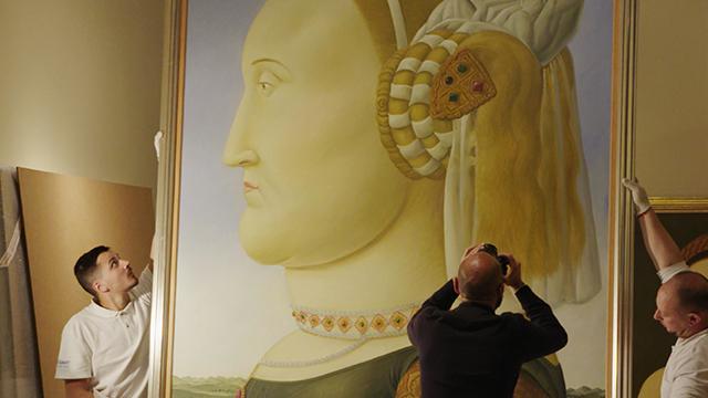 Botero: la forma determina lo stile. In sala un doc sull'artista colombiano