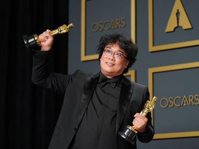 """Oscar: 4 volte """"Parasite"""" A bocca asciutta Mendes, Tarantino e Scorsese"""