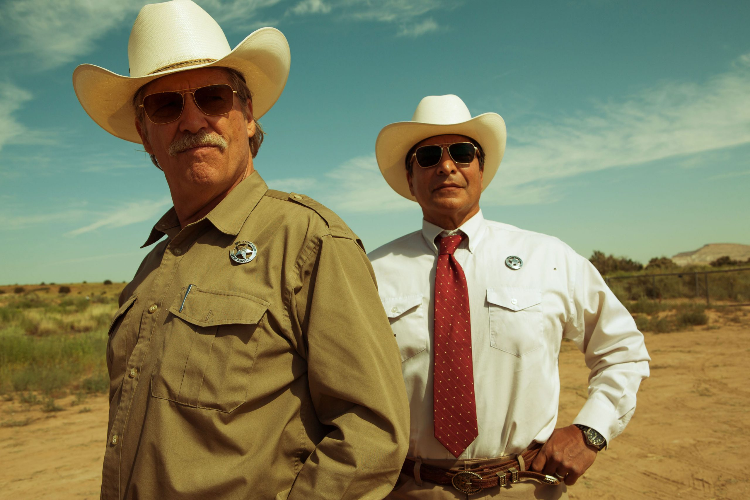 "Se vi piace Jeff Bridges c'è ""Hell or High Water"" (lo si trova su Netflix)"