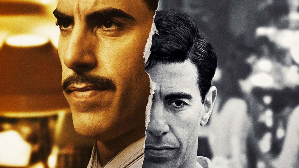 """Difficile prendere sul serio Sacha Baron Cohen. Ma in """"The Spy"""" su Netflix…"""