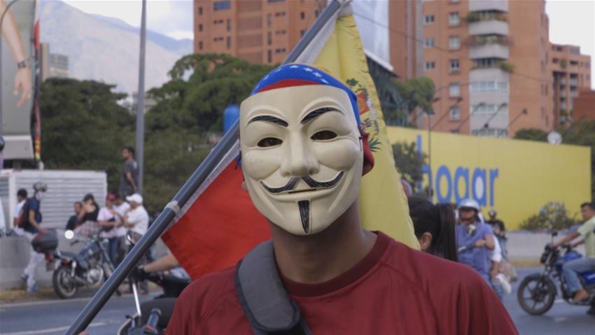 """""""Venezuela, la maledizione del petrolio"""". Presto su SKY il documentario di Emiliano Sacchetti"""