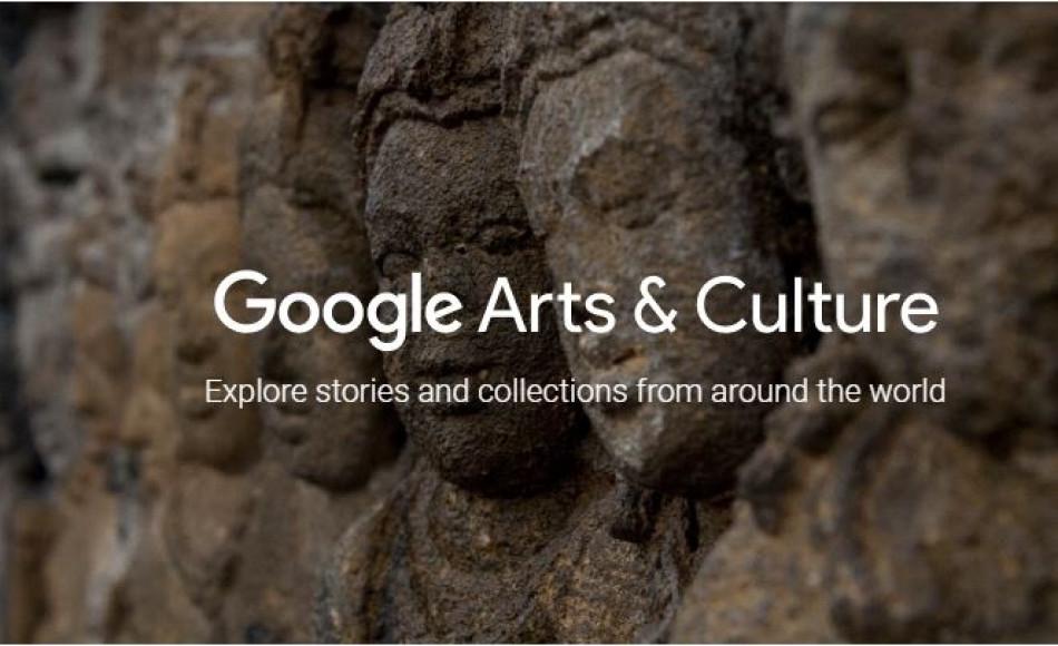 """""""Google Arts & Culture"""": l'alternativa digitale per gli amanti dell'arte"""