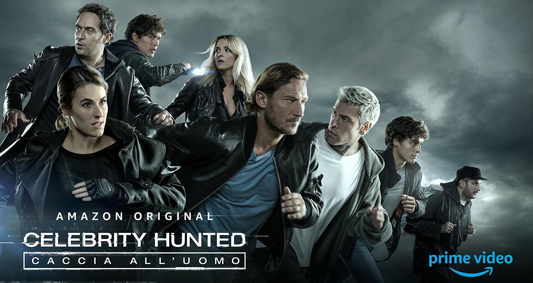 """""""Celebrity Hunted"""", su Amazon Prime Video ha inizio la """"Caccia all'uomo"""""""
