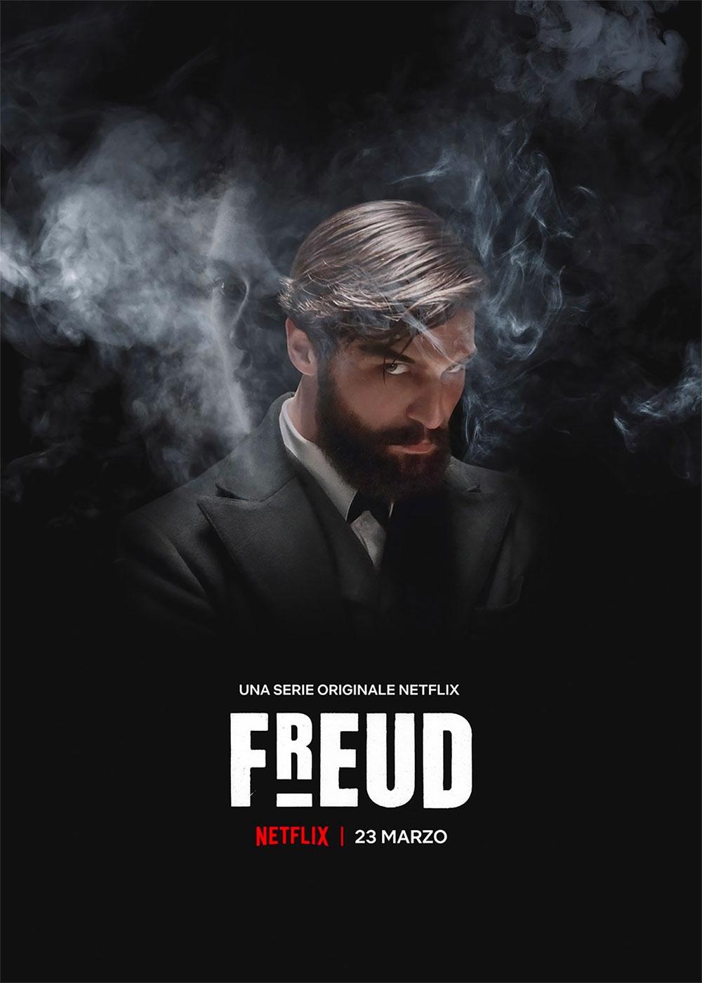 """Eros, inconscio, dipendenza: """"Freud"""" di Netflix approda all'interno della psiche umana"""