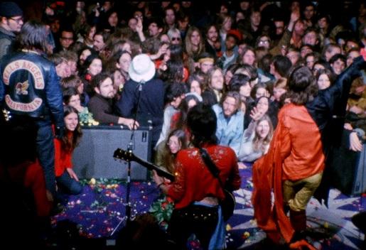 """""""Altamont 1969"""". Il nuovo saggio Odoya sul concerto che cancellò il sogno hippy"""