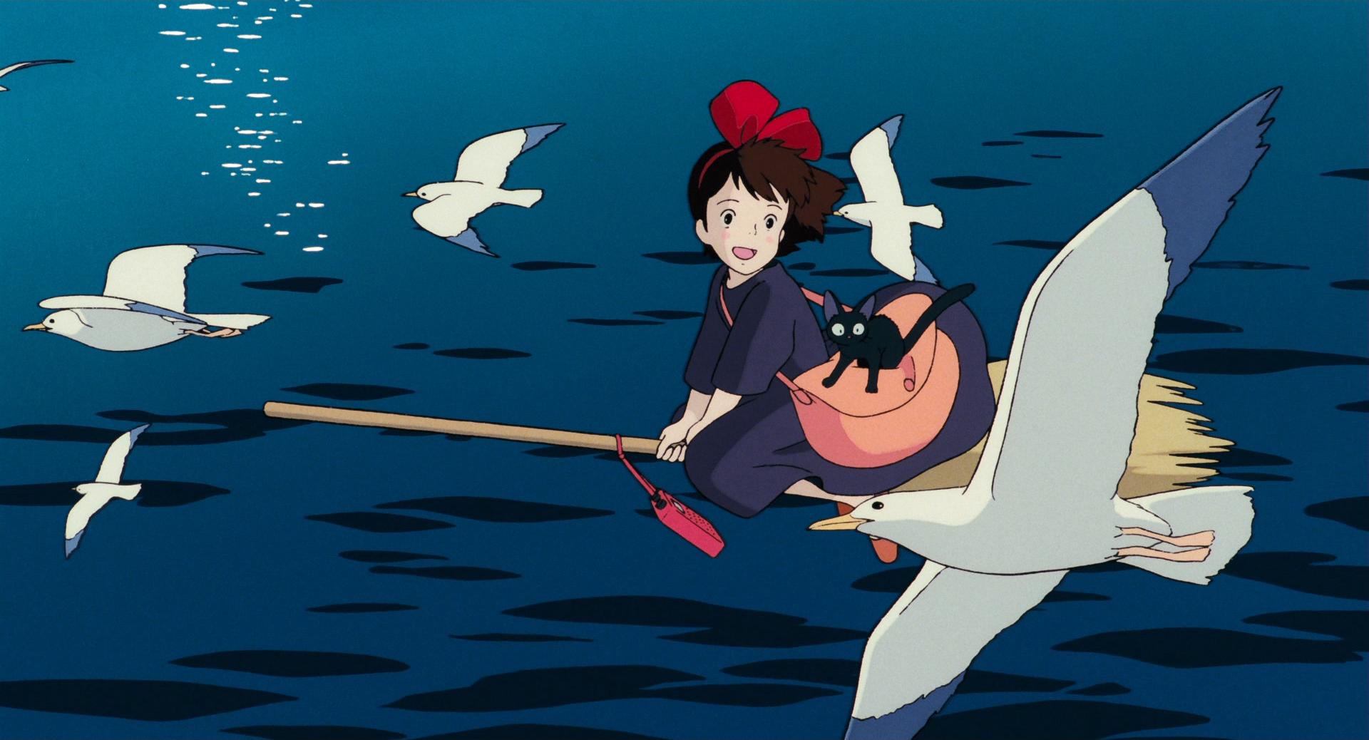 (Ri)scoprire Hayao Miyazaki su Netflix: mostrare la società attraverso l'incanto