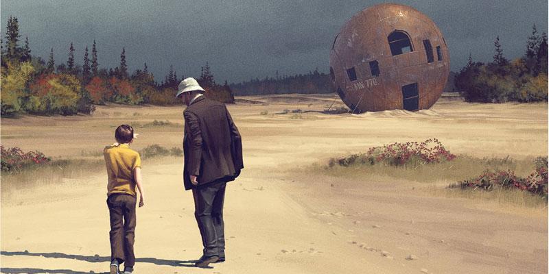 """""""Tales from the Loop"""". Tra robot e magie, il tesoro dell'umano nella serie Amazon"""