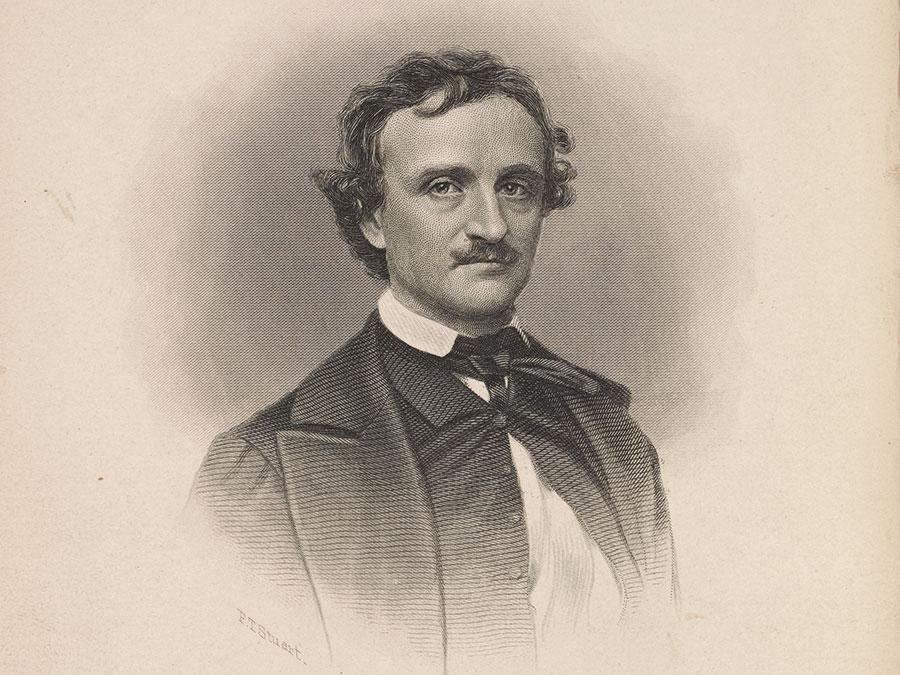 """""""La vera storia di Edgar Allan Poe"""". La biografia del grande scrittore pubblicata da Odoya"""